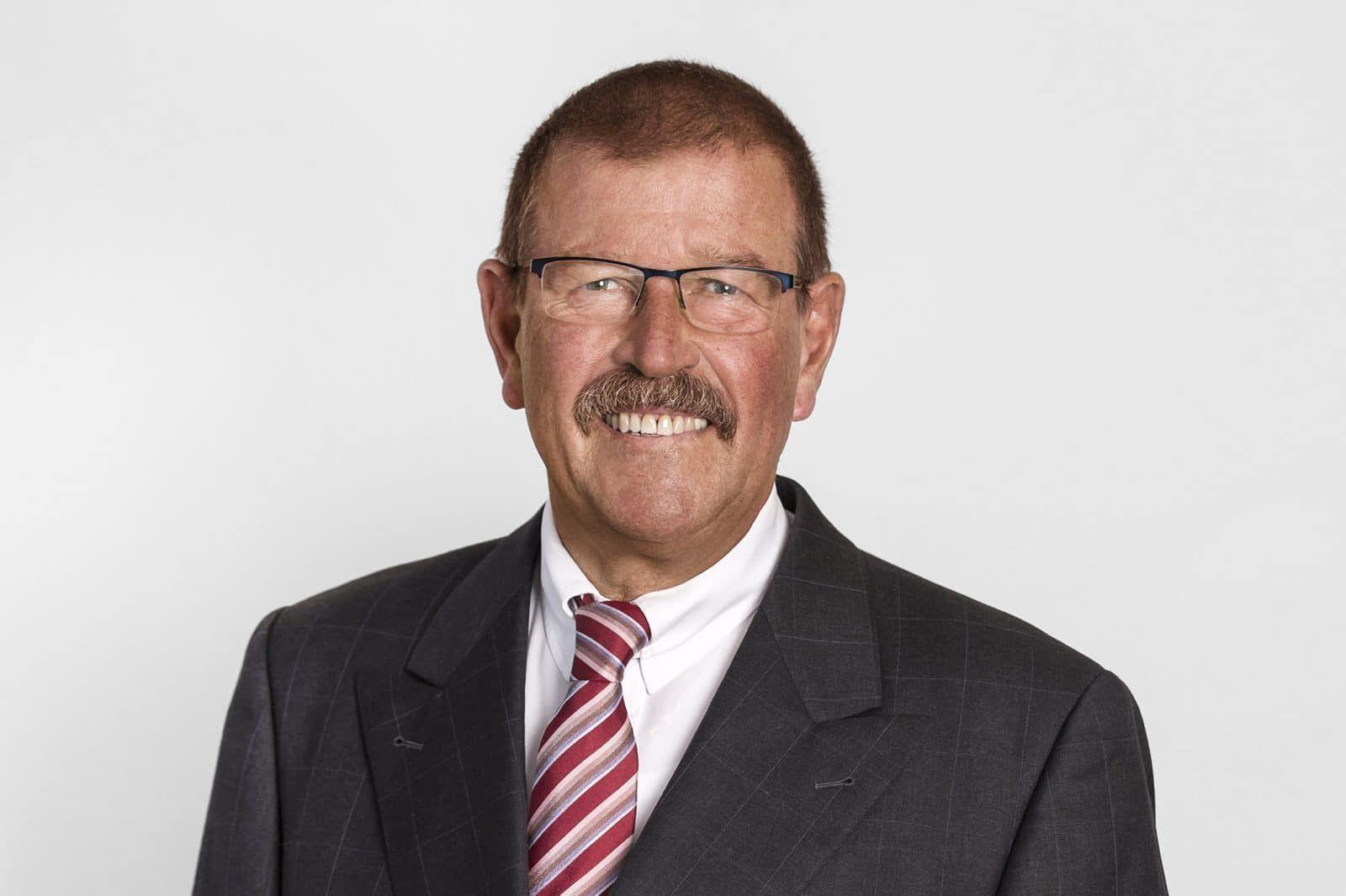Wolfgang P. Albeck-Vorsitzender der Geschäftsführung (CEO)