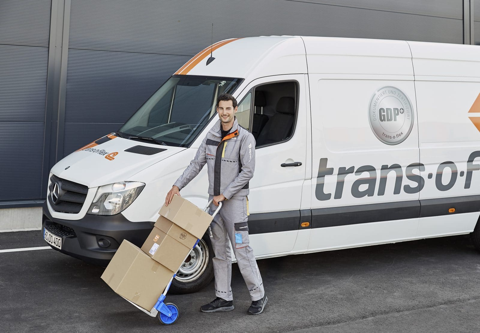 trans-o-flex Zustellung