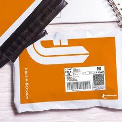 trans-o-flex Versandtaschen Schreibtisch